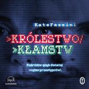 okładka Królestwo kłamstw, Audiobook | Kate Fazzini