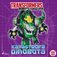 okładka Transformers – Robots in Disguise – Katastrofa Dinobota, Audiobook | John Sazaklis