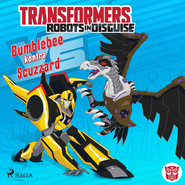 okładka Transformers – Robots in Disguise – Bumblebee kontra Scuzzard, Audiobook | John Sazaklis