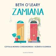 okładka Zamiana, Audiobook | Beth O'Leary