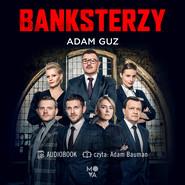 okładka Banksterzy, Audiobook | Adam Guz