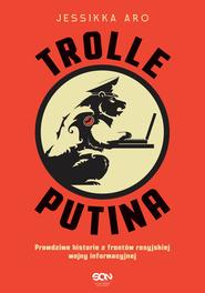 okładka Trolle Putina, Ebook   Aro Jessikka