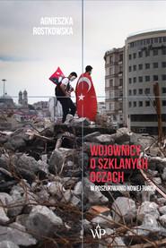 okładka Wojownicy o szklanych oczach, Ebook | Rostkowska Agnieszka