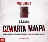okładka Czwarta małpa, Audiobook | J. D. Barker