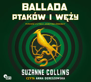 okładka Ballada ptaków i węży, Audiobook | Suzanne Collins