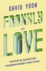 okładka Frankly in Love, Ebook | David Yoon