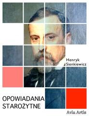 okładka Opowiadania starożytne, Ebook | Henryk Sienkiewicz