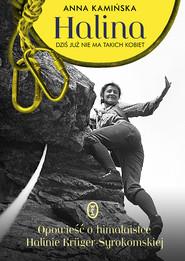 okładka Halina, Ebook | Anna Kamińska