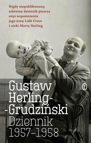 okładka Dziennik 1957-1958, Ebook | Gustaw Herling-Grudziński