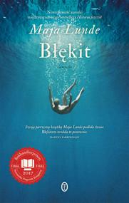 okładka Błękit, Ebook | Maja Lunde
