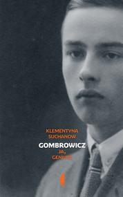 okładka Gombrowicz, Ebook   Klementyna Suchanow