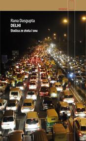 okładka Delhi, Ebook | Rana  Dasgupta