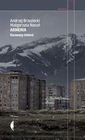 okładka Armenia, Ebook | Andrzej Brzeziecki, Małgorzata Nocuń