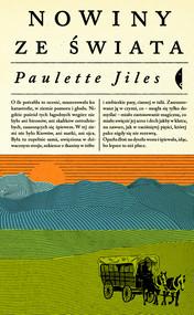okładka Nowiny ze świata, Ebook | Paulette Jiles