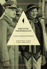 okładka Krzyżyk niespodziany, Ebook | Paweł Smoleński, Bartłomiej Kuraś