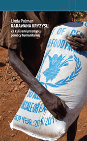 okładka Karawana kryzysu, Ebook | Linda Polman