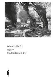 okładka Hajstry, Ebook | Adam Robiński
