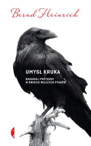 okładka Umysł kruka, Ebook | Bernd Heinrich