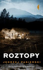 okładka Roztopy, Ebook | Jędrzej Pasierski