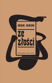 okładka Ze złości, Ebook | Irek Grin