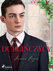 okładka Dublińczycy, Ebook   James Joyce