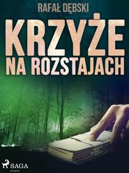 okładka Krzyże na rozstajach, Ebook | Rafał Dębski