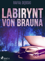 okładka Labirynt von Brauna, Ebook | Rafał Dębski