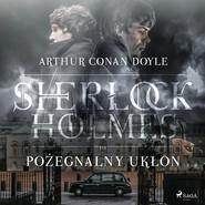 okładka Pożegnalny ukłon, Audiobook   Arthur Conan Doyle
