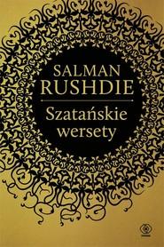 okładka Szatańskie wersety, Książka | Salman Rushdie