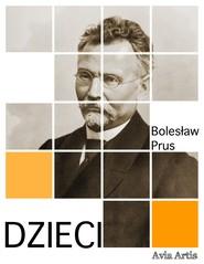 okładka Dzieci, Ebook | Bolesław Prus