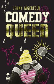 okładka Comedy Queen / Stara Szkoła, Książka | Jenny Jägerfeld