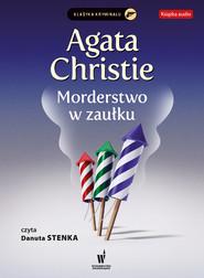 okładka Morderstwo w zaułku, Audiobook | Agata Christie