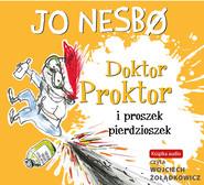 okładka Doktor Proktor i proszek pierdzioszek, Audiobook | Jo Nesbo