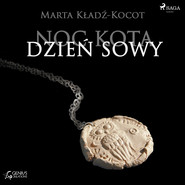 okładka Noc kota, dzień sowy: Zamek Cieni, Audiobook | Marta Kładź-Kocot
