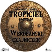 okładka Tropiciel opowiada: Werdeański czajniczek, Audiobook | Małgorzata Lisińska