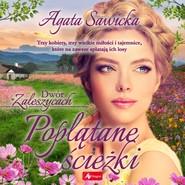 okładka Poplątane ścieżki, Audiobook | Agata Sawicka