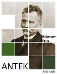 okładka Antek, Ebook   Bolesław Prus