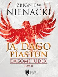 okładka Ja, Dago Piastun, Ebook | Zbigniew Nienacki