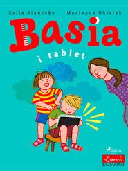 okładka Basia i tablet, Ebook | Zofia Stanecka