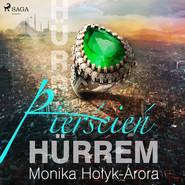 okładka Pierścień Hürrem, Audiobook | Monika Hołyk Arora