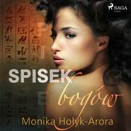 okładka Spisek bogów, Audiobook | Monika Hołyk Arora
