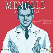 okładka Mengele – anioł śmierci, Audiobook | Lucas Hugo Pavetto