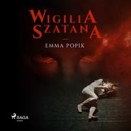 okładka Wigilia szatana, Audiobook | Emma Popik