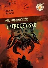 okładka Pan Samochodzik i uroczysko, Książka | Zbigniew Nienacki