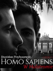 okładka Homo sapiens 3: W Malstromie, Ebook | Stanisław Przybyszewski