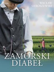 okładka Zamorski diabeł, Ebook   Wacław Sieroszewski