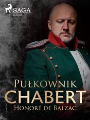 okładka Pułkownik Chabert, Ebook | Honoré  de Balzac