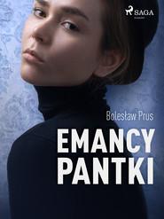 okładka Emancypantki, Ebook   Bolesław Prus