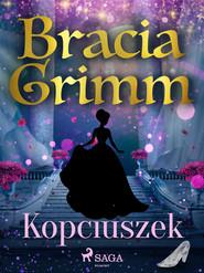 okładka Kopciuszek, Ebook | Bracia Grimm