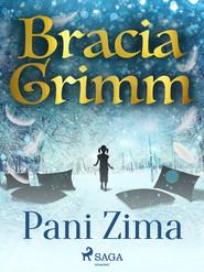 okładka Pani Zima, Ebook | Bracia Grimm